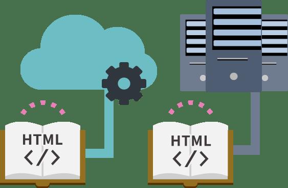 作成したブックはHTML形式。meclibのクラウドでも、お客様のサーバーでも公開可能