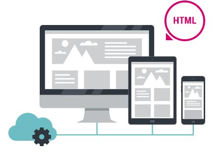 HTML5対応デジタルブック・電子カタログ