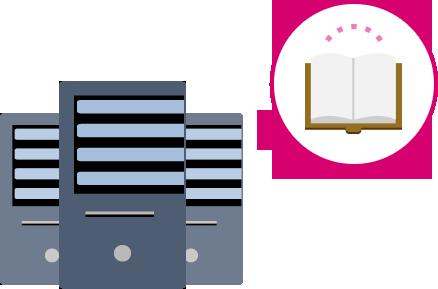 自社サーバーでデジタルブック・電子カタログを制作・管理・公開